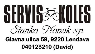 Servis koles Stanko Novak s.p.